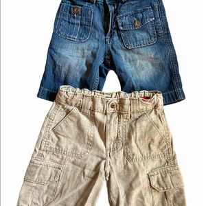 ✨3 for $30✨4T Boys Shorts Bundle! Like New